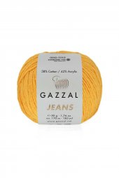 Gazzal Jeans El Örgü İpi | 1124