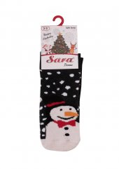 Sara Donna Çorap 20   Siyah