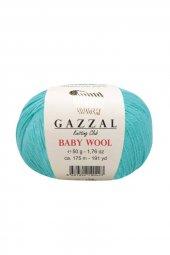 Gazzal Baby Wool El Örgü İpi   832