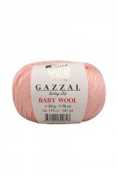Gazzal Baby Wool El Örgü İpi | 834