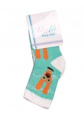 Ünlü Baby Çorap 002 | Yeşil