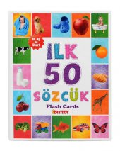 İlk 50 Sözcük Eğitici Eşleştirme ve Bilgi Kartları (Diytoy)