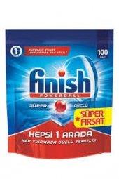 Finish Hepsi 1 Arada 100 Tablet
