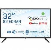 Onvo Ov32151 32 82 Ekran Dahili Uydu, Smart, Wifi, Android Led Tv