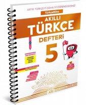 5. Sınıf Türkçemino Akıllı Türkçe Defteri Arı Yayıncılık