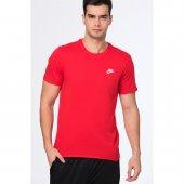 Nike M Nsw Tee Club Embrd Ftra Erkek Tişört