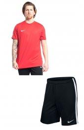 Nike M Nk Dry Park1 Cepsiz Şort+tişört