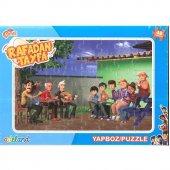 TRT Çocuk Adeland Frame Yapboz - Puzzle 48 Parça - Rafadan Tayfa
