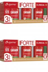 Zigavus Forte Saç Dökülmesine Karşı Şampuan 3 Al 2 Öde 3x 300 ml 2li paket