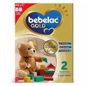 Bebelac Gold 2 900 Gr Bebek Devam Sütü 6 12 Ay