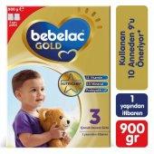 Bebelac Gold 3 Çocuk Devam Sütü 900 Gr 1...