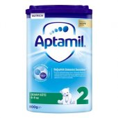 Aptamil 2 Akıllı Kutu Devam Sütü 800 Gr 6 9 Ay...