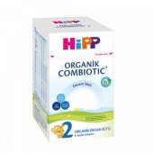 Hipp 2 Organik Combiotic Bebek Sütü 800gr Bebek...