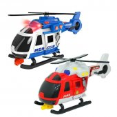 Sunman Teamsterz İtfaiye Kurtarma Helikopteri