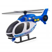 Sunman Teamsterz Sesli Ve Işıklı Polis Helikopteri