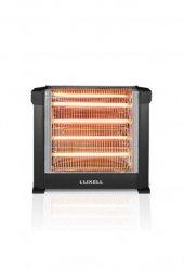 Luxell Ks 2760 Siyah Elektrikli Isıtıcı