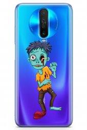 Xiaomi Redmi K30 5G Kılıf Zombie Serisi Cheyenne