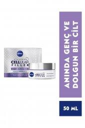 Hyaluron Cellular Fıller + Dolgunlaştırıcı Yaşlanma Karşıtı gündüz Kremi 50 ml