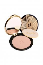 Gold Pudra - Gold Compact Powder 101 8691167474821
