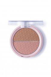 Flormar Allık - Pretty By Flormar Blush 003 Pink Bronze 8690604467150
