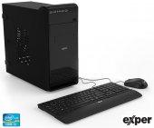 EXPER PC FLEX DEX322 İ3-9100 4GB DDR4 240GB SSD WIFI UMA FREEDOS KB + MOUSE SET