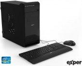 EXPER PC FLEX DEX519 İ5-9400 8GB DDR4 480GB SSD WIFI UMA FREEDOS+KB MOUSE SET