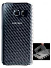 Galaxy S6 G920 Arka Şefaf Arka Koruma Bandı