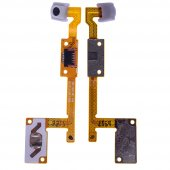 Samsung Galaxy Tab E 9.6 T560 İçin Home Tuş Bord Mikrofon Film