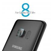 Samsung Galaxy S8 S8 Plus İçin Kamera Koruyucu Kırılmaz