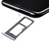 Samsung Galaxy S8, S8+ Plus İçin Sim Hafıza Kart Kapağı
