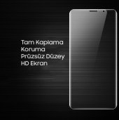 Huawei Mate Rs 3d Nano Tpu Şeffaf Full Ekran Koruyucu