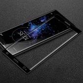 Sony Xperia Xz2 Compact 3d Full Kaplama Kırılmaz Cam Ekran Koruyucu