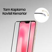 Huawei P20 Lite,Nova 3e 3d Full Kaplama Kırılmaz Cam Ekran Koruyucu