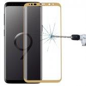 Samsung Galaxy S9+ Plus İçin 3d Full Kaplama Kavisli Kırılmaz Cam Ekran Koruyucu