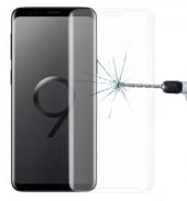 Samsung Galaxy S9 İçin 3d Full Kaplama Kavisli Kırılmaz Cam Ekran Koruyucu