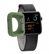Apple İwatch 42mm 2,3 Ultra Koruma Soft Silikon Kılıf