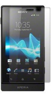 Sony Xperia Sola Mt27ı Ekran Koruyucu Jelatin