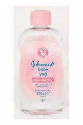 Johnson S Baby Bebek Yağı 300 Ml
