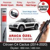 Citroen C4 Cactus Silecek Takımı (2014-2020) Silbak