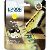 Epson 16 Yellow Sarı Mürekkep Kartuş T16244022