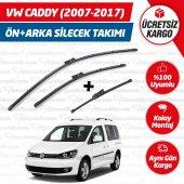 Volkswagen Caddy Ön Arka Silecek Takımı (2007-2017)