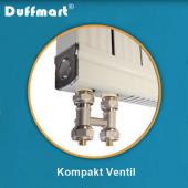 Duffmart Kompakt Ventil (H Ventil)