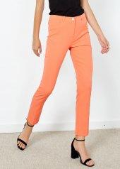 Kadın Oranj 5 Cepli Pantalon
