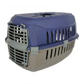 Lüx Kedi Köpek Taşıma Çantası 50x30x30 cm Mor