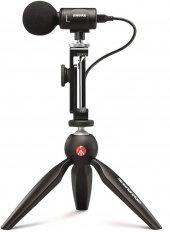 Shure MV88  Dijital Stereo Kondenser Mikrofonlu Video Kiti