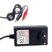 POWERMASTER PM-13901 6 VOLT - 2 AMPER AKÜ ŞARJ CİHAZI * FULLY 60200