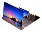 Büyük Boy Cep Telefonu Ekran Büyüteç HD Video Stand ( 30 cm )