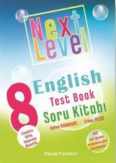 Palme 8.Sınıf Englısh Test Book Soru Kitabı *Yeni*   Next Level