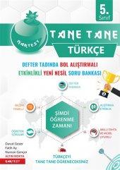 Nartest Yayınları 5. Sınıf Defter Tadında Tane Tane Türkçe