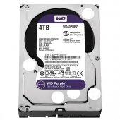 """Wd 4Tb Purple 3,5"""" 64Mb 5400Rpm Wd40Purz Harddisk"""